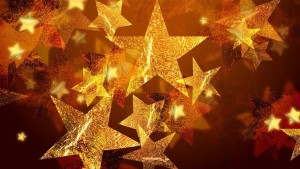 6952523-gold-stars-background